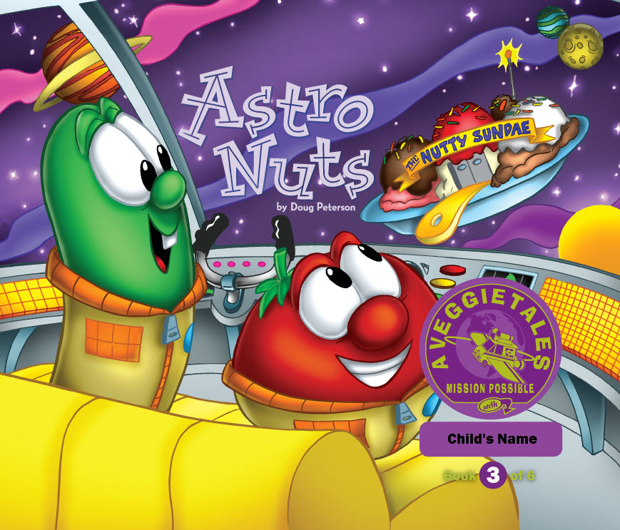 Book 3 : AstroNuts