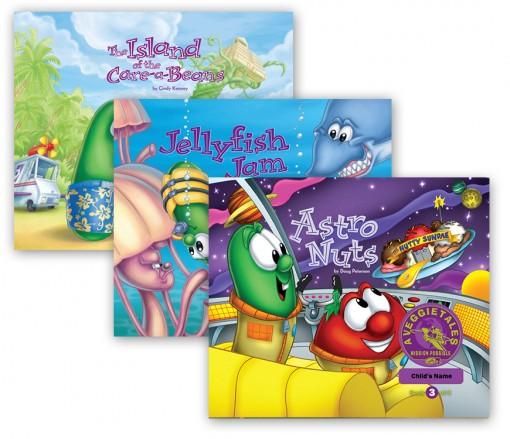 VBC books 1 2 3 collection
